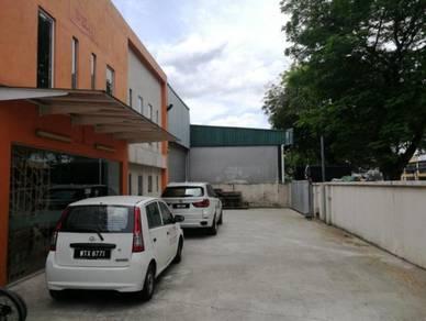 1.5 Storey Bungalow Factory Puchong