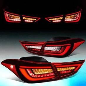 Hyundai Elantra 2011 2017 rear Tail lamp light led