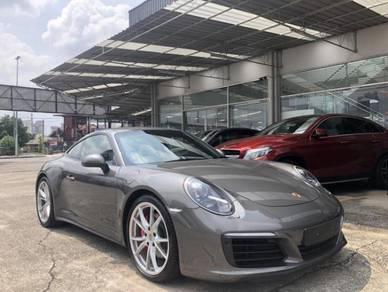 2016 Porsche 911 3.0 CARRERA 4S NEGO NEGO NEGO