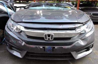 Honda Civic 2017 1.8 R18 Engine Gearbox Body Parts
