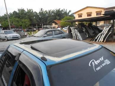 Sunroof untuk Proton Iswara Suis Auto