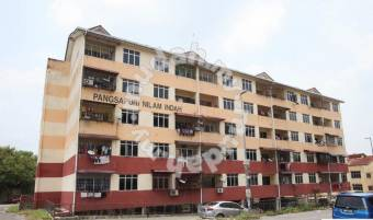 Pangsapuri Nilam Indah 850sfqt Kajang BELOW MARKET FULL LOAN 2nd Floor