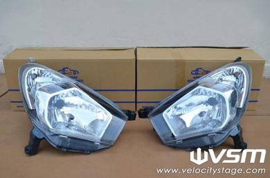 Perodua Myvi icon 1.3 2015 headlamp lamp lampu NEW