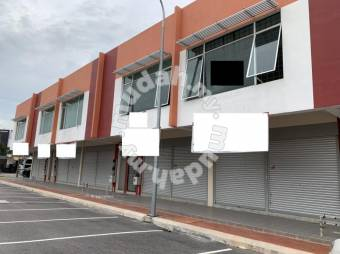New 2 Storey Shop For Rent, at Shah Alam North