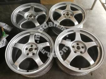 17 5x100 SSR intergar GT2 original made in japan