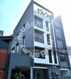 4storey villa Freehold terrace with lift 0% d/p Bukit Jalil