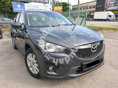 2015 Mazda CX-5 2.0 TAHUN BENAR MILEAGE RENDAH