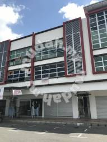 Ground Floor Triple Storey Inter Shoplot Opposite Miri Airport, Miri