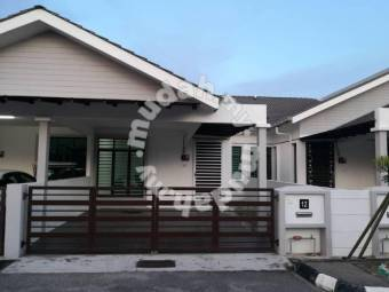 Single Storey Terrace Bertam Perdana 4 For Sale