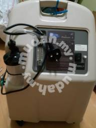 Oxygen Concentrator Invacare Platinum 5 home use