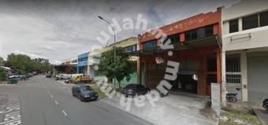 1.5 Storey Link Factory, Jalan Sri Ehsan, Taman Sri Ehsan, Kepong