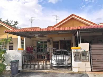 Skudai, Taman Mutiara Rini Jalan Bakti 1Storey CAN FULL LOAN HOUSE