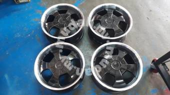 Rim 17 inch Fobuloues Wheel 2 Pieces Style