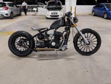 Bobber cmc 350 full custom