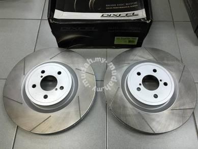 Dixcel Disc Rotor Type SD Subaru Impreza GDB STI