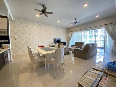 1755 sf fully furnished the loft b condominium imago kota kinabalu