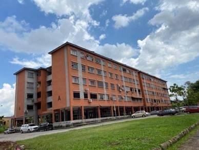 Taman Pulai Utama (Skudai) Flat For RENT 3Beds Rumah Disewa Universiti