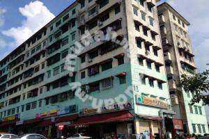 [BELOW MARKET] Shop Apartment Block Cemara, Cheras For Sale