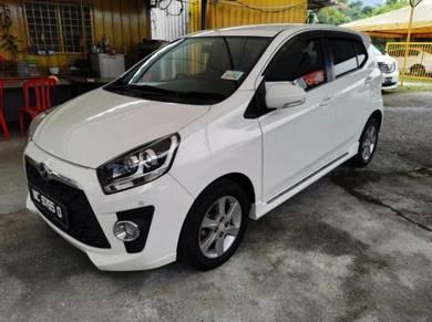 2016 Perodua AXIA 1.0 SE (A)