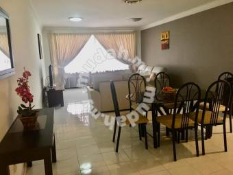 Mont Kiara Pelangi Condo Fully Furnished For RENT