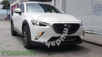 2017 Mazda CX-3 2.0 Facelift Skyactiv On The Road