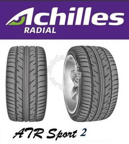 Tyre Achilles ATR Sport 2 225-45-18 Tire Tayar