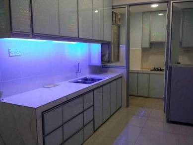 Rafflesia Condo [Fully,Aircon, Washing machine] Sentul timur