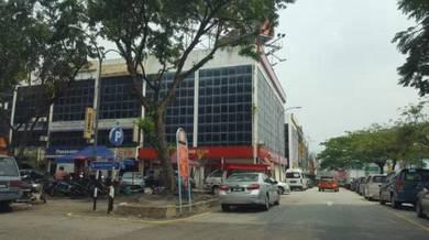 Taman Melawati 3sty Shop. Tenanted. Walking Distance Banks & Mall