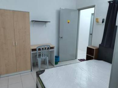 Room To Let (Many Units) Anggerik Doritis Near School Kota Kemuning
