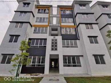 D Aman Residence, Bandar Meru Raya Apartment