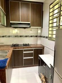 Halaman Krystal Kristal 2 Jelutong Renovated Furnished CHEAPEST DEAL !