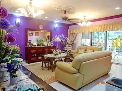FREEHOLD!!BELOW MARKET VALUE.Double Storey Taman Melawati KL