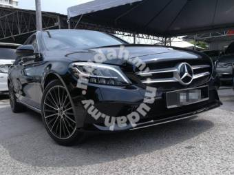 2018 Mercedes Benz C200 1.5 AVANTGARDE FACELIFT 7k