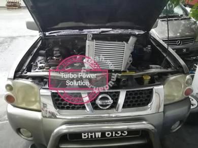Nissan Frontier Intercooler 100% Baru Same Ori