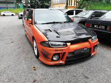 Proton SATRIA 1.5 supercharger highcam ON THE ROAD