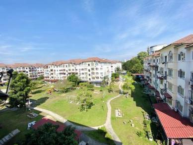 MURAH FREEHOLD Apartment Waja Taman Tun Perak Cheras HARGA NEGOO