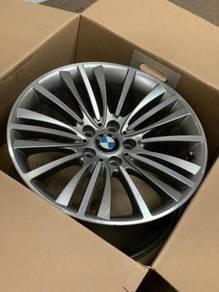 Original BMW 5 Series F10 F12 19inch ITALY Rim