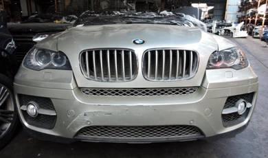 BMW X5 E71 3.0 Diesel Engine Gearbox Body Part