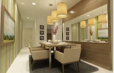 Apartment Baru di Cyberjaya BOOKING RM0 tempoh terhad