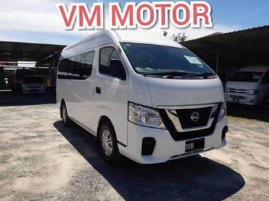 2018 Nissan URVAN NV350 2.5(M) FULL LOAN