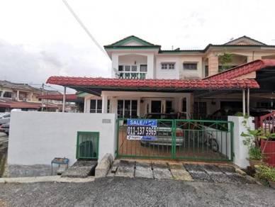 Taman Sri Ampang Corner Lot Double Storey Terrace