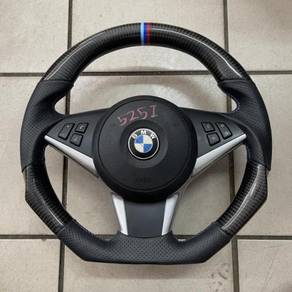 BMW E60 / E63 LCI Carbon Sport Steering
