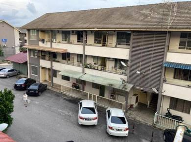100% loan non bumi apartment di bukit baru