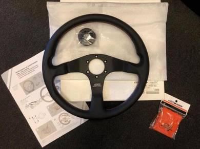 Mugen Racing 3 Steering Wheel Leather FD2 EG6 EK9
