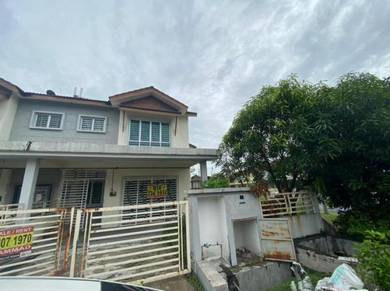 [[CORNER]] 2 Storey Terrace House, Bunga Simpuh Air, Desa Anggerik