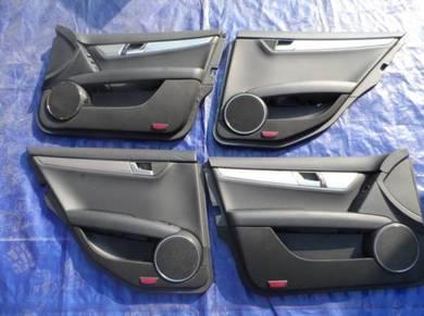 Mercedes w204 door trim set