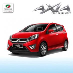 2019 Perodua AXIA 1.0 G (A) HAPPY HARI RAYA PROMO