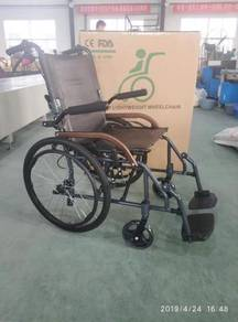 Kerusi roda ringan-lighweight wheelchair
