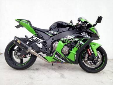 Ekzos Kawasaki ZX10r SBK Carbon SP2 R1 Cbr Gsxr