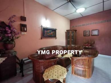 Jalan Tepi Sungai Klang Teluk Pulai Single Storey Unit For Sale